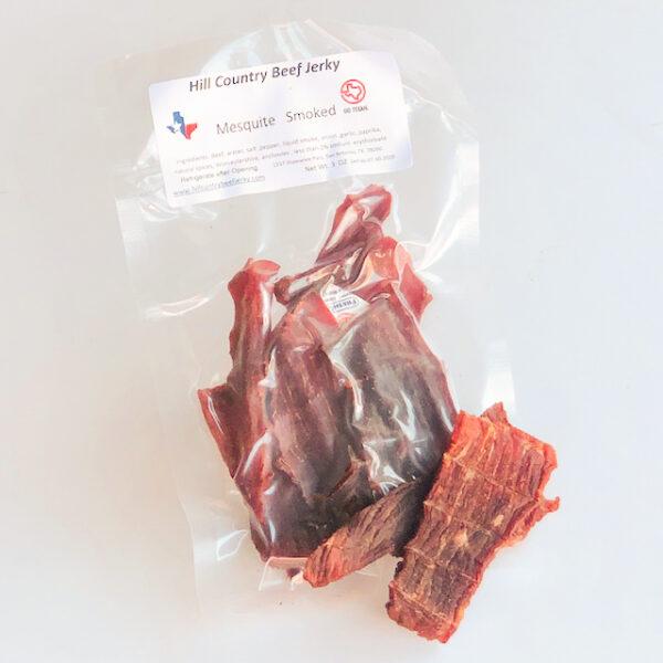 ManBox - Mesquite Smoked Beef Jerky