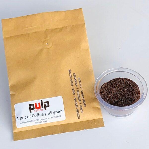 ManBox - Ethiopian | Worka Sakaro Coffee